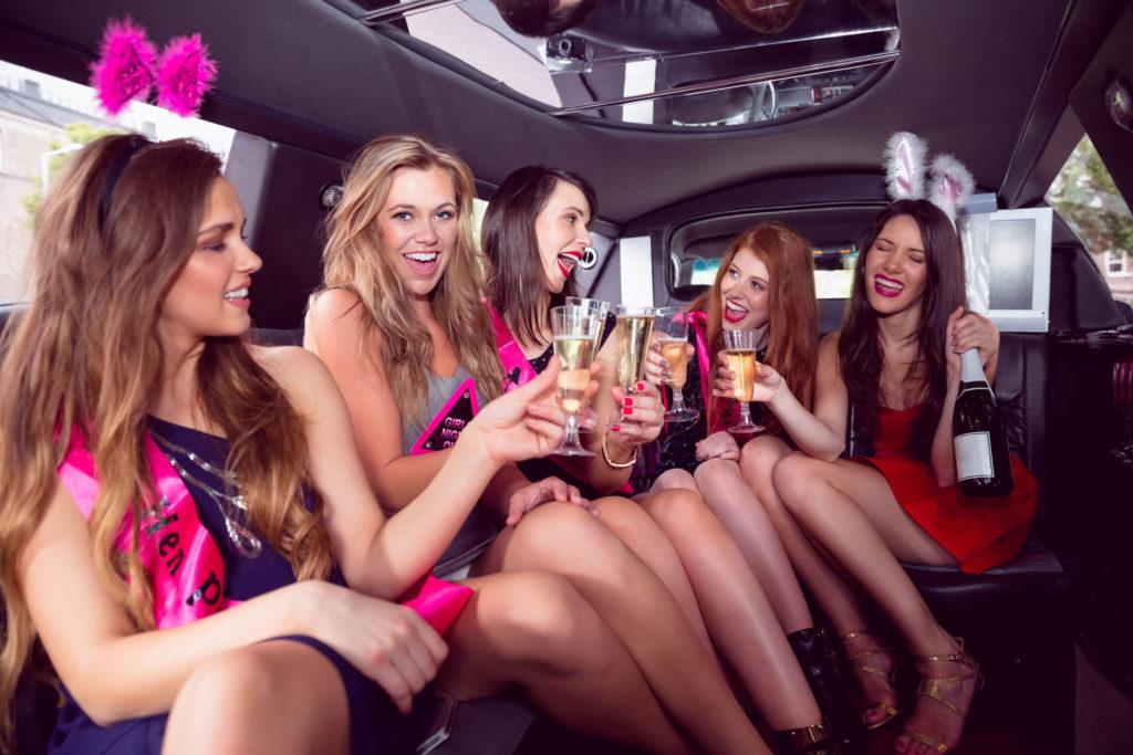 Bachelorette Party San Diego Limo
