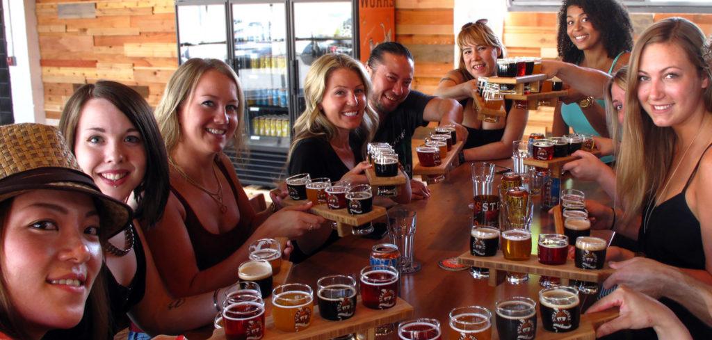 Brewery Tour Limo San Diego